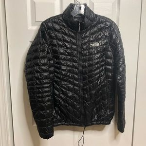 The North Face black jacket Size M